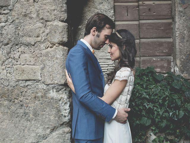 Il matrimonio di Pierre e Giulia a Bomarzo, Viterbo 61