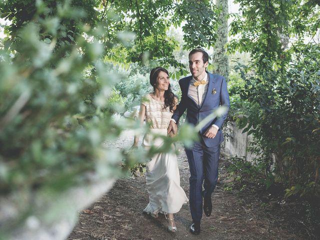 Le nozze di Giulia e Pierre