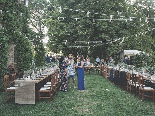 Il matrimonio di Pierre e Giulia a Bomarzo, Viterbo 68