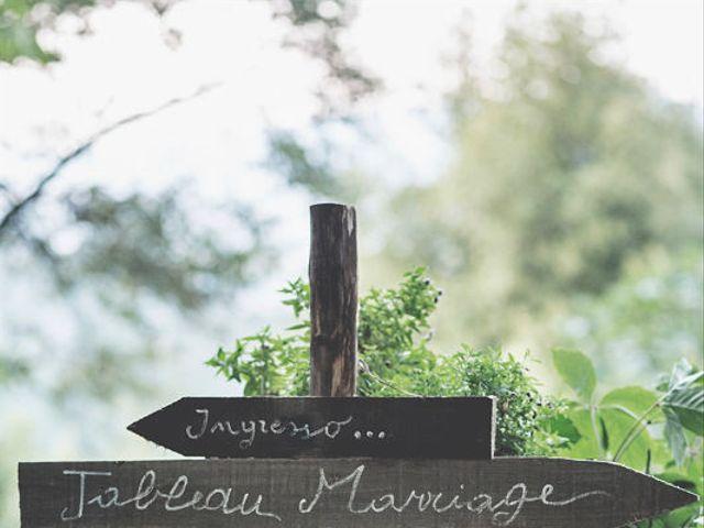Il matrimonio di Pierre e Giulia a Bomarzo, Viterbo 77