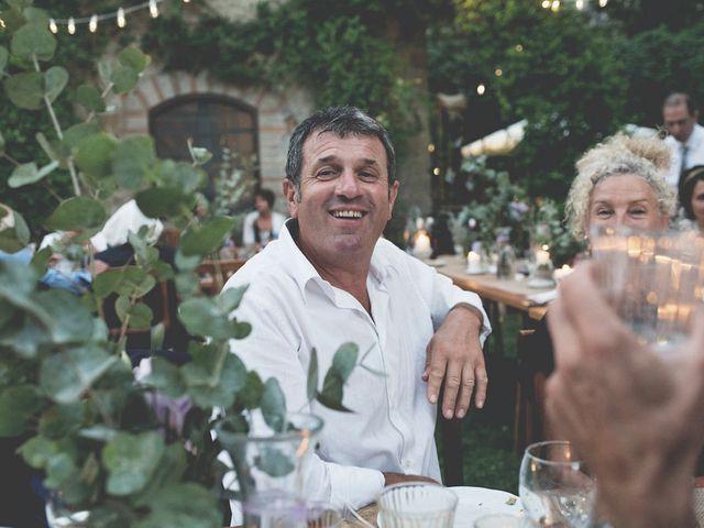 Il matrimonio di Pierre e Giulia a Bomarzo, Viterbo 85