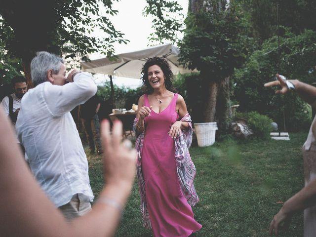 Il matrimonio di Pierre e Giulia a Bomarzo, Viterbo 86