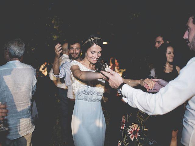 Il matrimonio di Pierre e Giulia a Bomarzo, Viterbo 89
