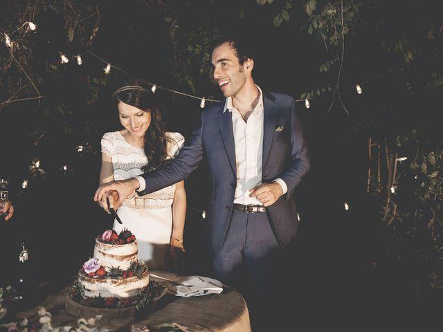 Il matrimonio di Pierre e Giulia a Bomarzo, Viterbo 96
