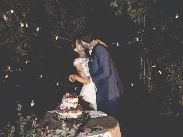 Il matrimonio di Pierre e Giulia a Bomarzo, Viterbo 97