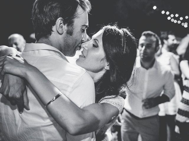 Il matrimonio di Pierre e Giulia a Bomarzo, Viterbo 99