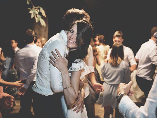 Il matrimonio di Pierre e Giulia a Bomarzo, Viterbo 103