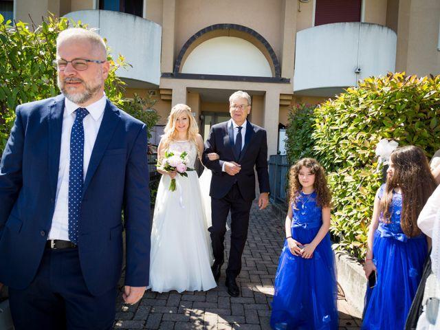 Il matrimonio di Alberto e Dalila a Vicenza, Vicenza 24