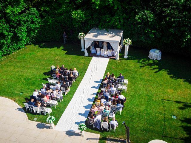 Il matrimonio di Alberto e Dalila a Vicenza, Vicenza 28