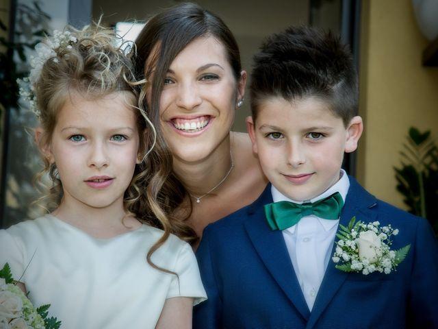 Il matrimonio di Sergio e Valentina a Casatenovo, Lecco 16