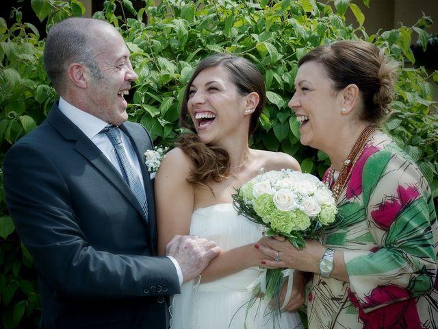 Il matrimonio di Sergio e Valentina a Casatenovo, Lecco 17