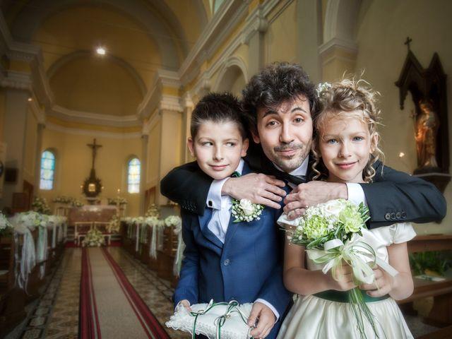 Il matrimonio di Sergio e Valentina a Casatenovo, Lecco 19
