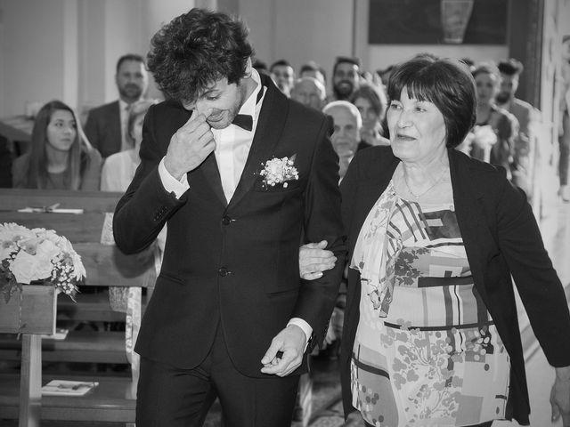 Il matrimonio di Sergio e Valentina a Casatenovo, Lecco 21
