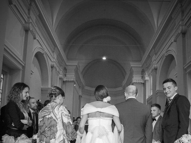 Il matrimonio di Sergio e Valentina a Casatenovo, Lecco 22