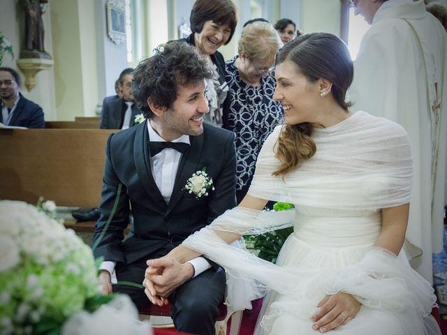 Il matrimonio di Sergio e Valentina a Casatenovo, Lecco 29
