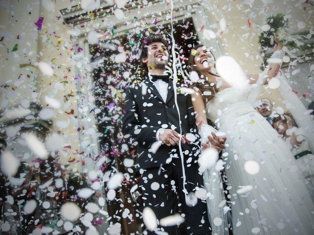 Il matrimonio di Sergio e Valentina a Casatenovo, Lecco 34