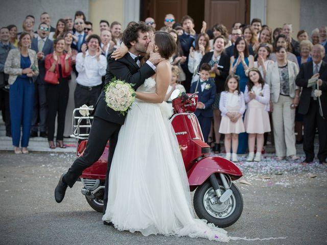Il matrimonio di Sergio e Valentina a Casatenovo, Lecco 37