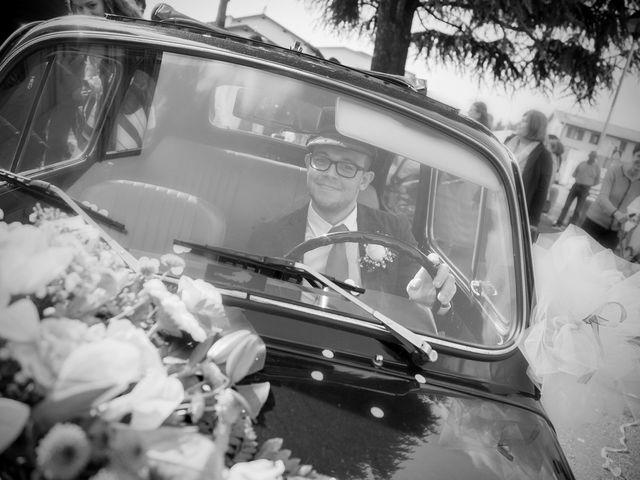 Il matrimonio di Sergio e Valentina a Casatenovo, Lecco 39