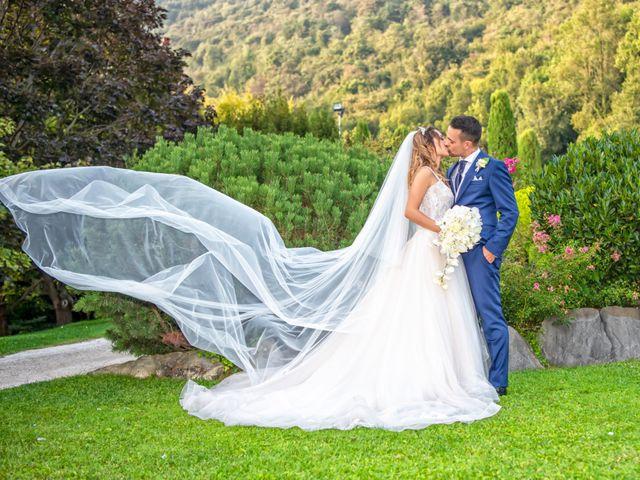 Il matrimonio di Salvatore e Andrea a Nembro, Bergamo 2