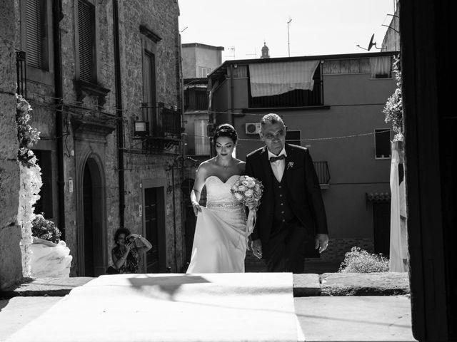 Il matrimonio di Fabio e Miriam a Piazza Armerina, Enna 41