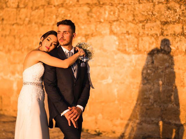 Il matrimonio di Fabio e Miriam a Piazza Armerina, Enna 61