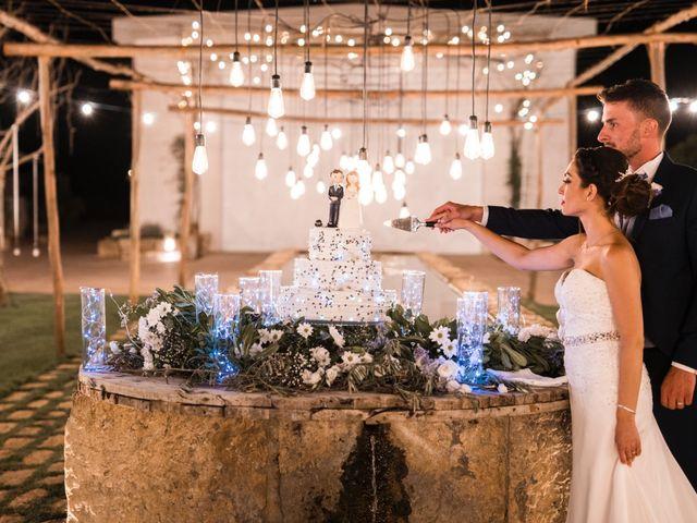 Il matrimonio di Fabio e Miriam a Piazza Armerina, Enna 101