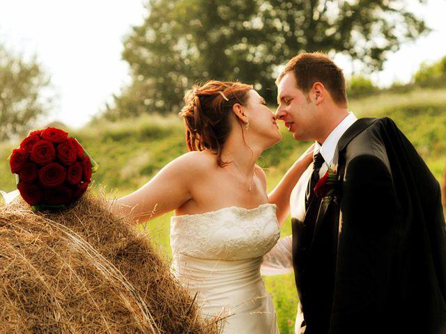le nozze di Senny e Daniele