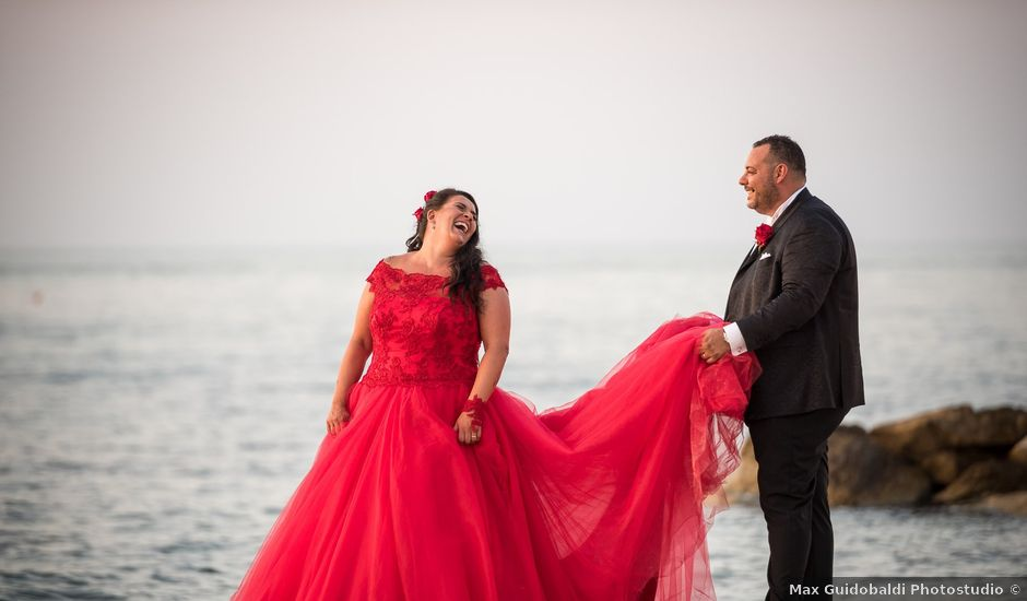 Il matrimonio di Carmine e Elisa a Ancona, Ancona