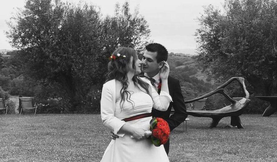Il matrimonio di Serhii e Eleonora a Roccantica, Rieti