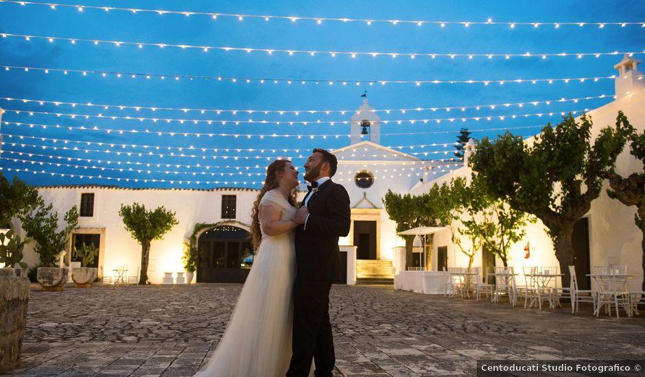 Il matrimonio di Stefano e Alina a Fasano, Brindisi