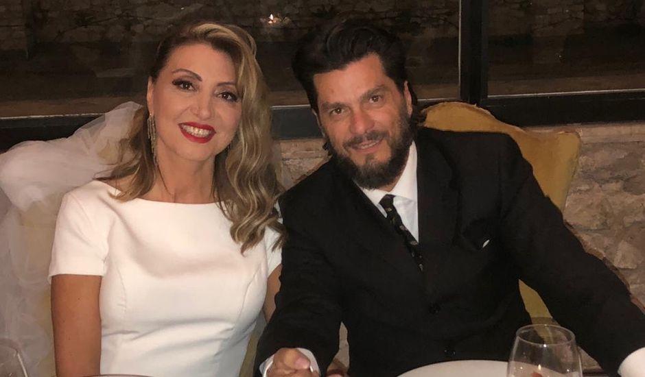 Il matrimonio di Gianfranco  e Ilaria a Nerola, Roma