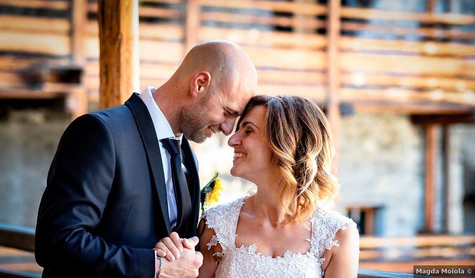 Il matrimonio di Alessandro e Michaela a Villa di Tirano, Sondrio