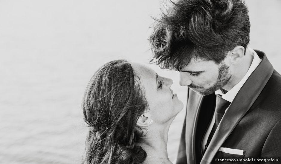 Il matrimonio di Mattia e Angela a Albarella, Rovigo