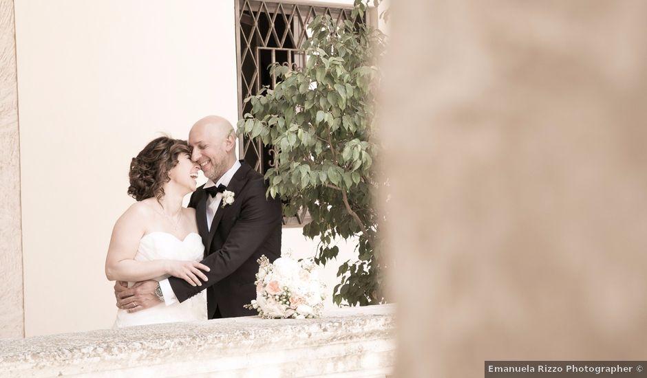 Il matrimonio di Piero e Maria Angela a Lecce, Lecce