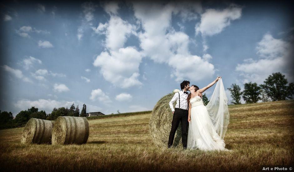 Il matrimonio di Sergio e Valentina a Casatenovo, Lecco
