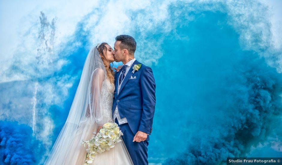 Il matrimonio di Salvatore e Andrea a Nembro, Bergamo