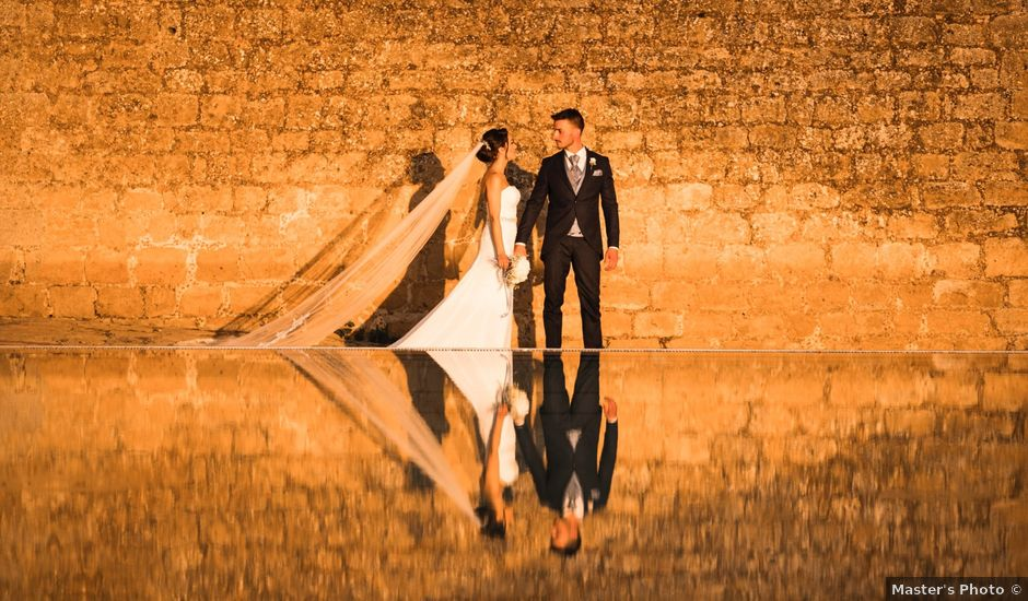 Il matrimonio di Fabio e Miriam a Piazza Armerina, Enna