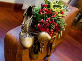 Le nozze di Letizia e Andrea 1