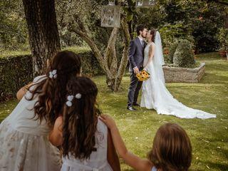Le nozze di Ilaria e Thomas 3