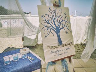 Le nozze di Catia e Giuseppe 1
