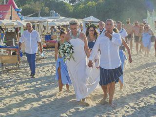 Le nozze di Catia e Giuseppe