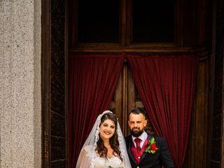 Le nozze di Raffaella e Francesco 1