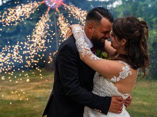 Le nozze di Raffaella e Francesco