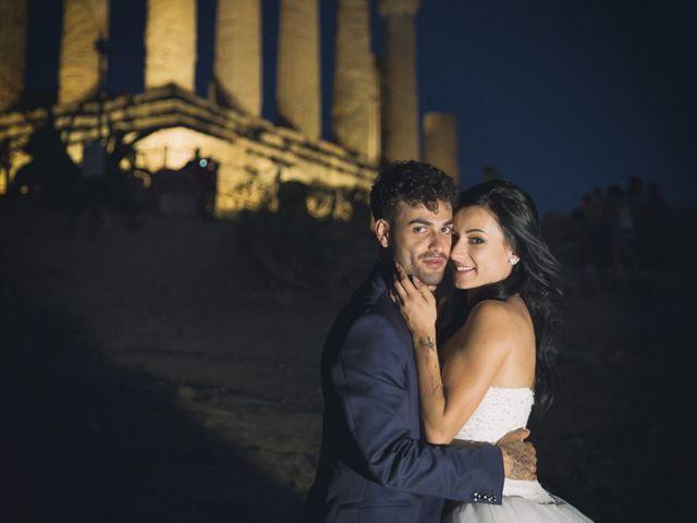 Il matrimonio di Diego e Sabrina a Agrigento, Agrigento 26
