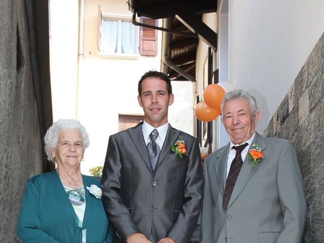 Il matrimonio di Antonio e Enrica a San Bartolomeo Val Cavargna, Como 3