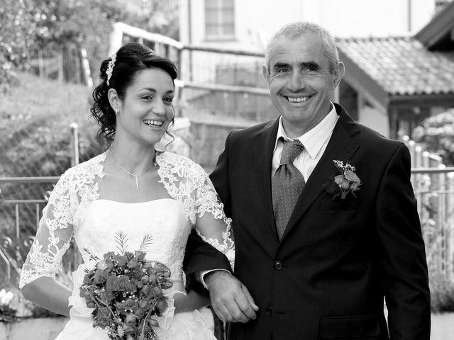 Il matrimonio di Antonio e Enrica a San Bartolomeo Val Cavargna, Como 6