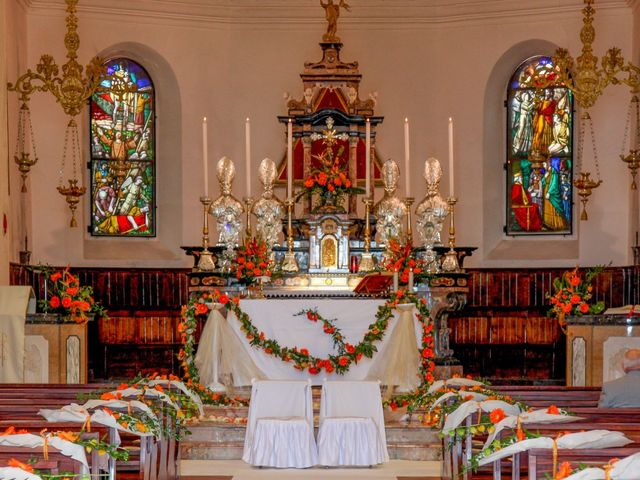 Il matrimonio di Antonio e Enrica a San Bartolomeo Val Cavargna, Como 11