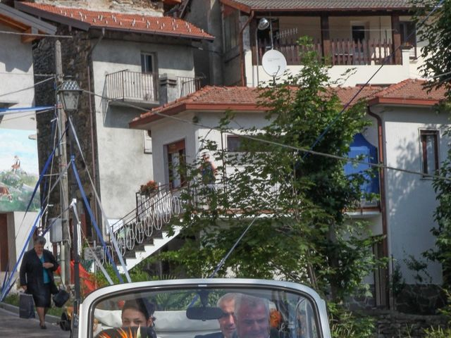 Il matrimonio di Antonio e Enrica a San Bartolomeo Val Cavargna, Como 12