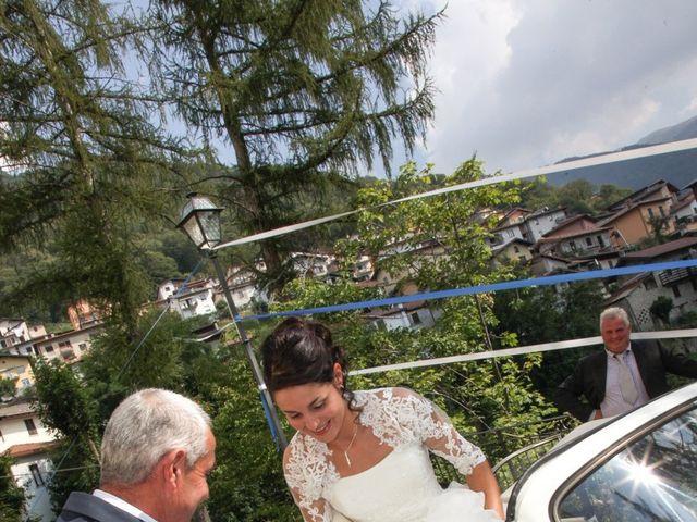 Il matrimonio di Antonio e Enrica a San Bartolomeo Val Cavargna, Como 13