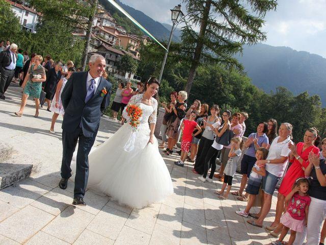 Il matrimonio di Antonio e Enrica a San Bartolomeo Val Cavargna, Como 14